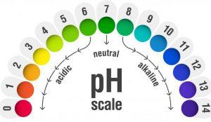 levels of ph