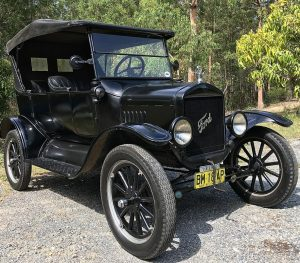model t- not wanting to please everybody
