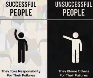 the dividing line is responsibility