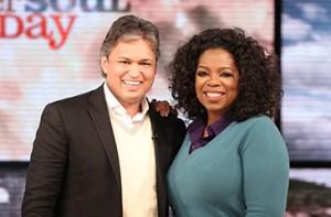 panache desai with oprah