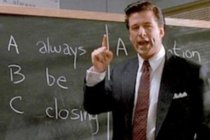sales advice that doesn't work