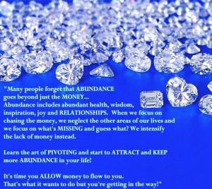 wholistic abundance