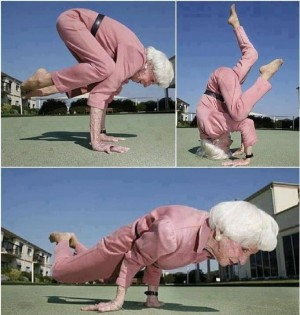Granny-Got-Moves