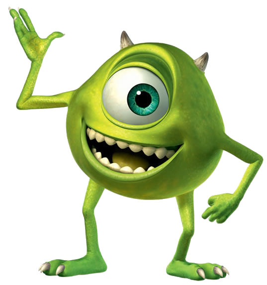 Mike from Monster University