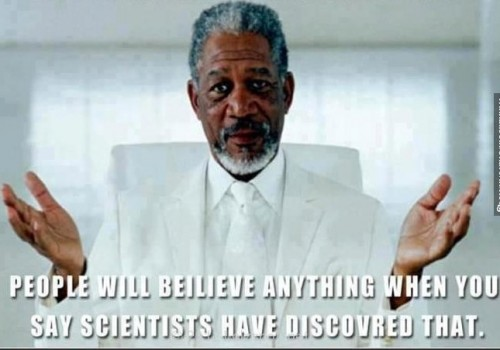 scientists discovered that