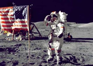 man on the moon... what is possible?