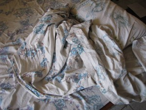 crumpled-bed-sheet_photo