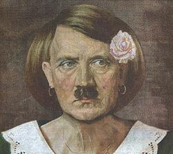 believe it or not, Hitler was a lot like your ego
