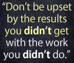 dont-be-upset-by-the-results-you-didnt-get