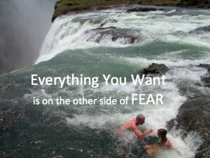 everything you want fear