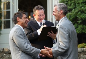 Wedding Bells Ring For Same Sex Couple In Washington, D.C.