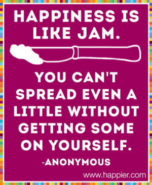 happiness-is-like-jam