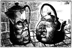 kettle-black