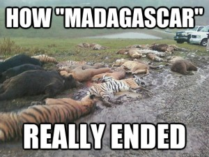 madagascar-ended