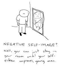 self-image,self-esteem are both an attitude towards yourself