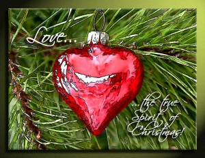 spirit of christmas love