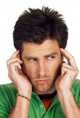 shawn spencer in psych: a bumbling idiot coming out on top