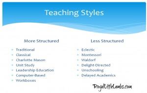 teaching-styles