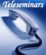 what's my problem with teleseminars?