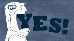thinking-no-saying-yes