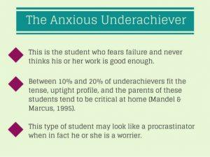 types-of-underachievers