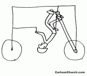 upside-down-bicycle